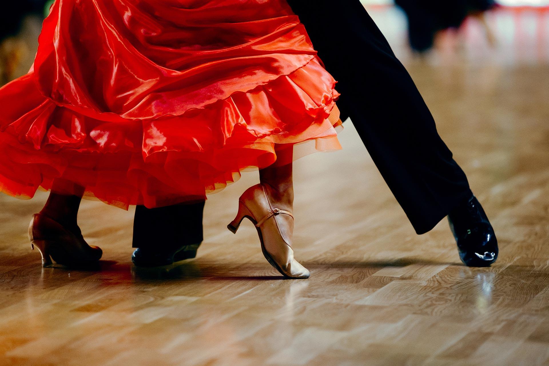 ¿Cómo es el baile igual que una conversación?
