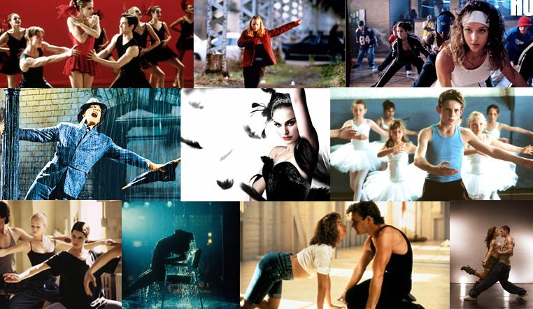 Las mejores películas de baile