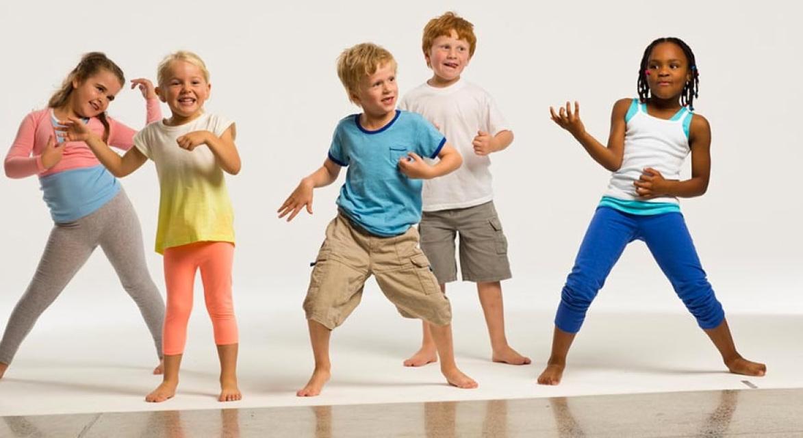 Descubriendo la danza creativa